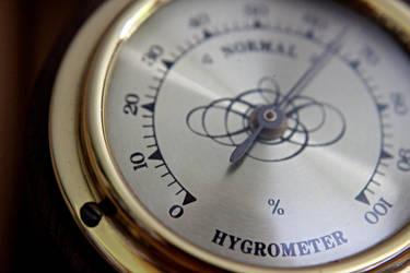 Old Hygrometer