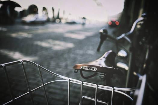 Bicycle in Bern