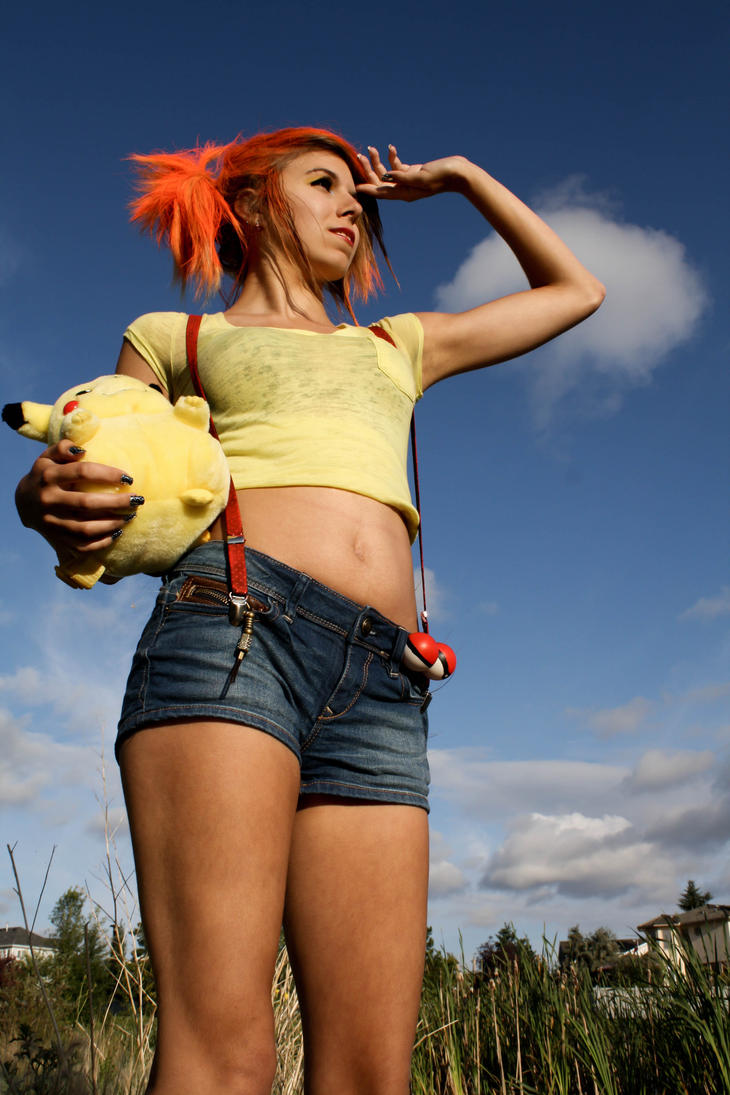 Misty Cosplay 2 by All...