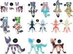 1/12 Open Leftover Adopts