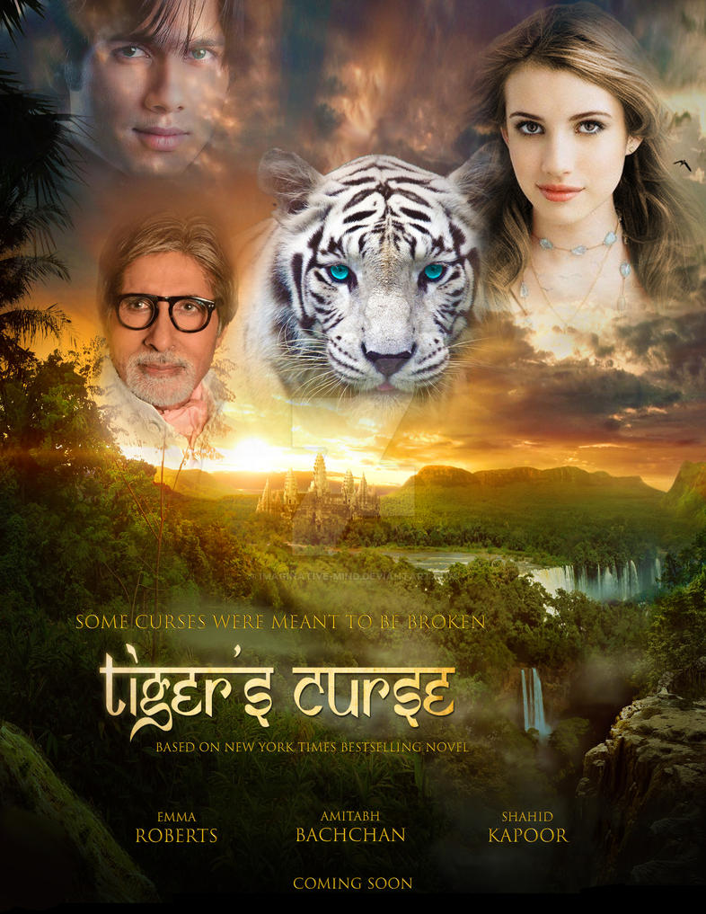 Tiger's Curse fan movie poster by Imaginative-Mind