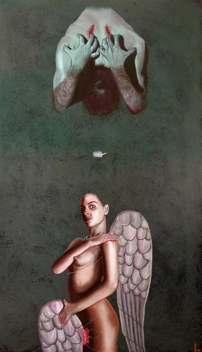 Voglio un paio d'ali... by ozric1971