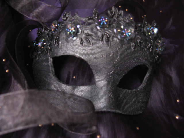 Persephone Mask by ToTheMask