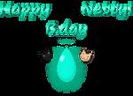 Happy Birthday Netty! by Never0ff