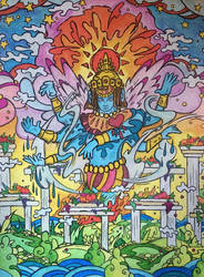 Kali by Flemstar