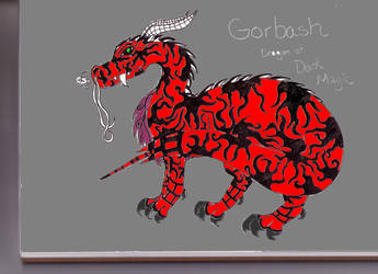 Gorbash by WhitexFox2414