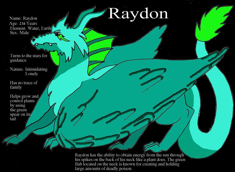Raydon by WhitexFox2414