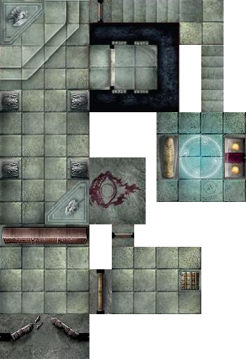CumspiriKitik 02 Dungeon map by plober