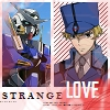 Strange love by Leroks