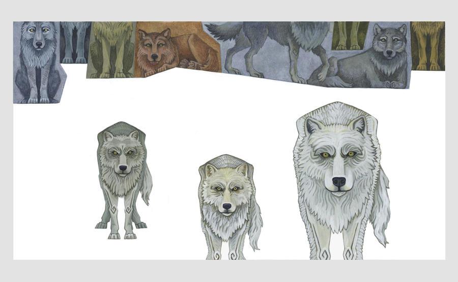 Wolfs by Leroks