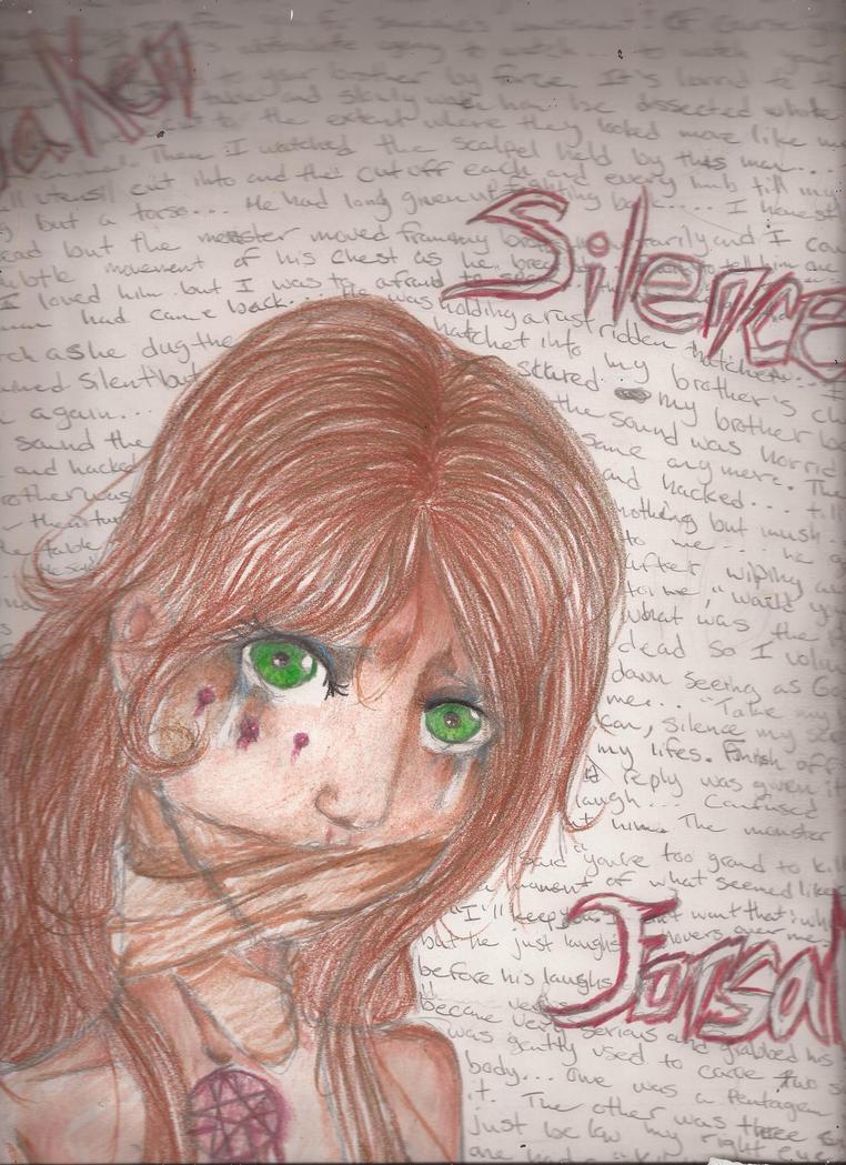 Silenced by DeadlyPockyShizen