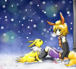 AT: Flareon and Jolteon
