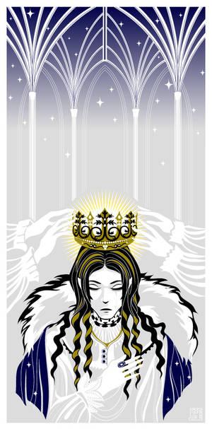 Long live the King! by MatsumotoSensei