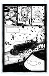Sample Page from My Personal Comicbook Project