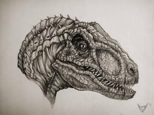 Velociraptor.