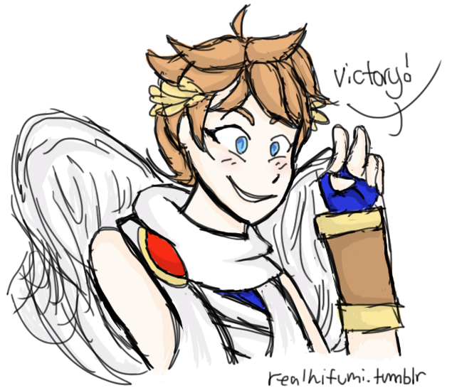 Victory! by YoshiDaisyFriends