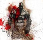 Kratos: GoW