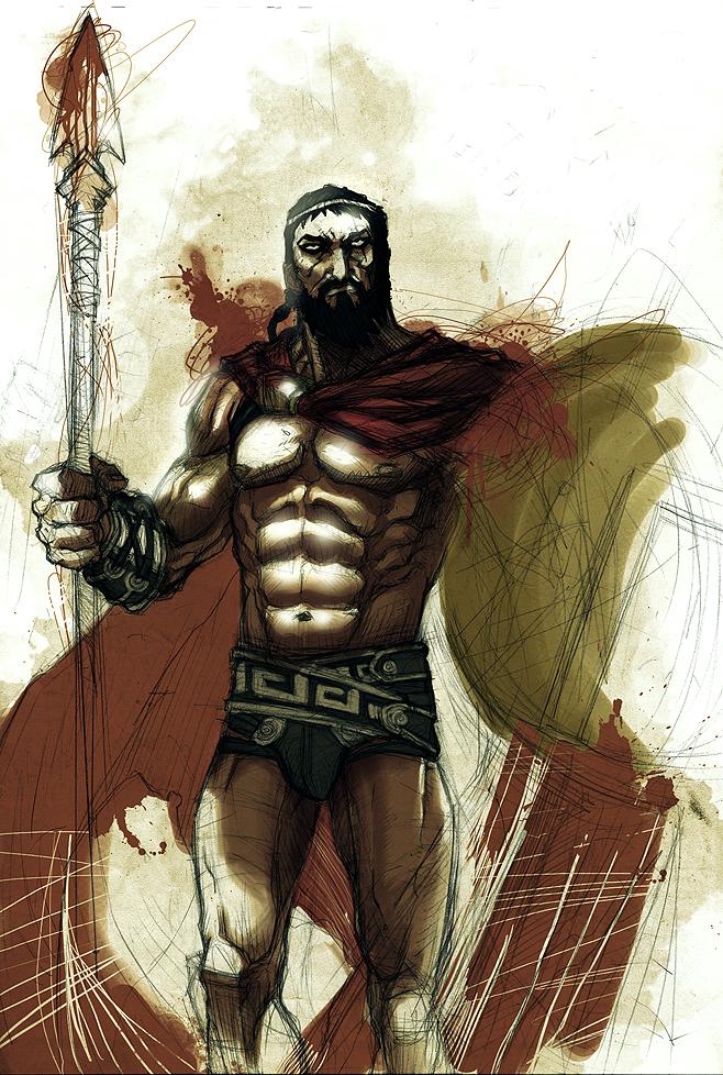 Leonidas: 300 by OHKO