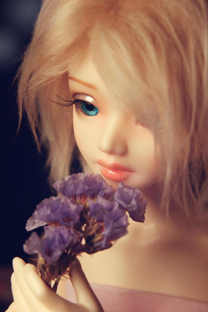 the flower by SelenaAdorian