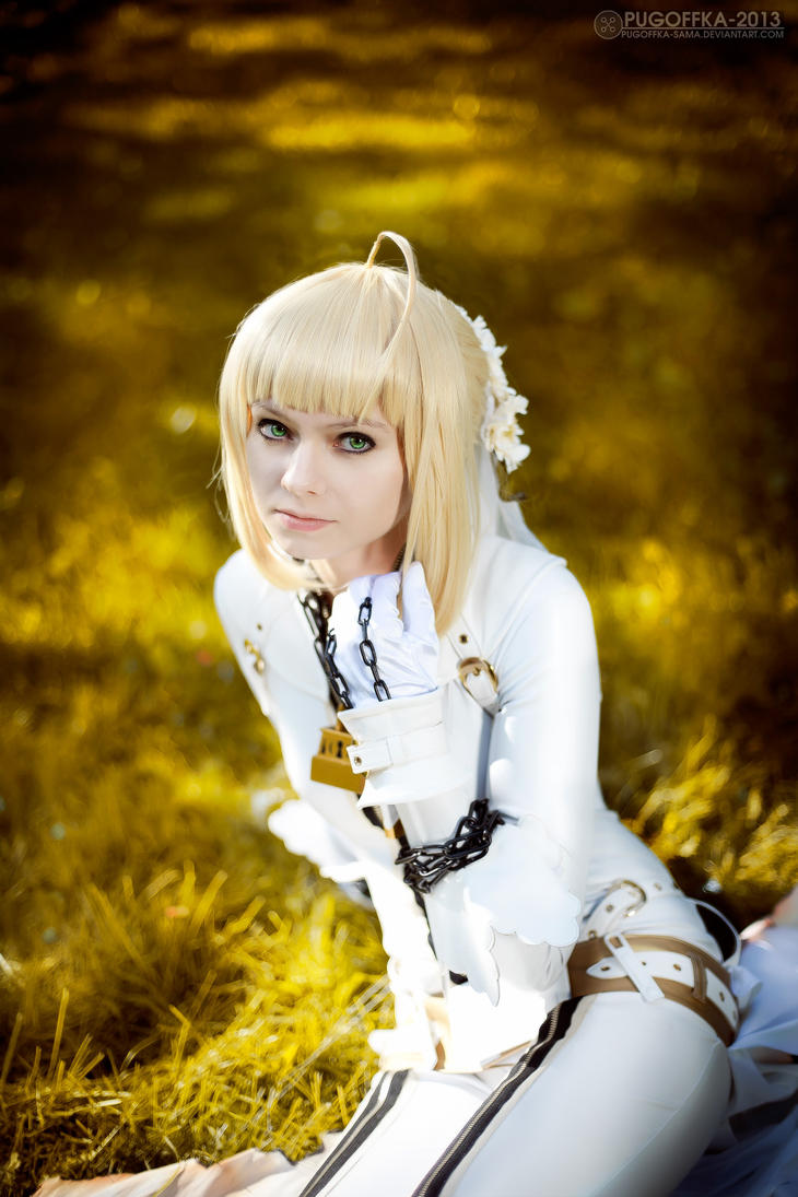 saber bride cosplay by selenaadorian on deviantart