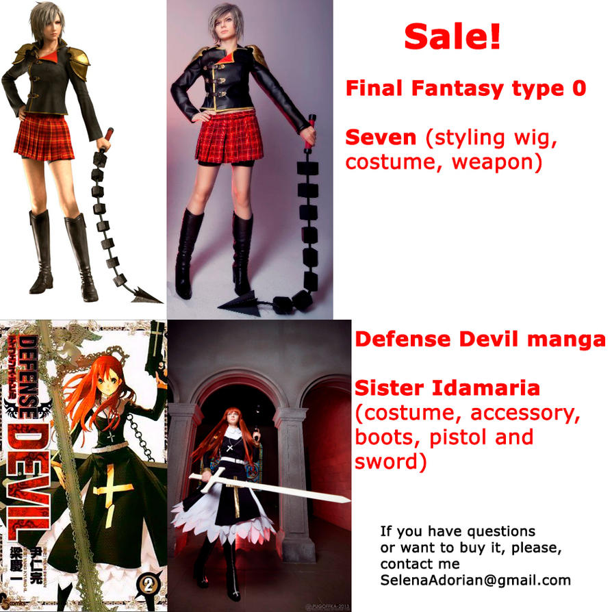 Sale by SelenaAdorian