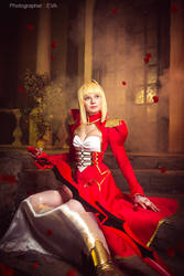 Saber/Extra from Fate/extra