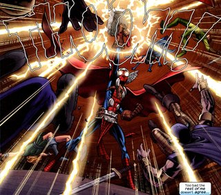 Spider-man becomes worthy? by 100hypersonic