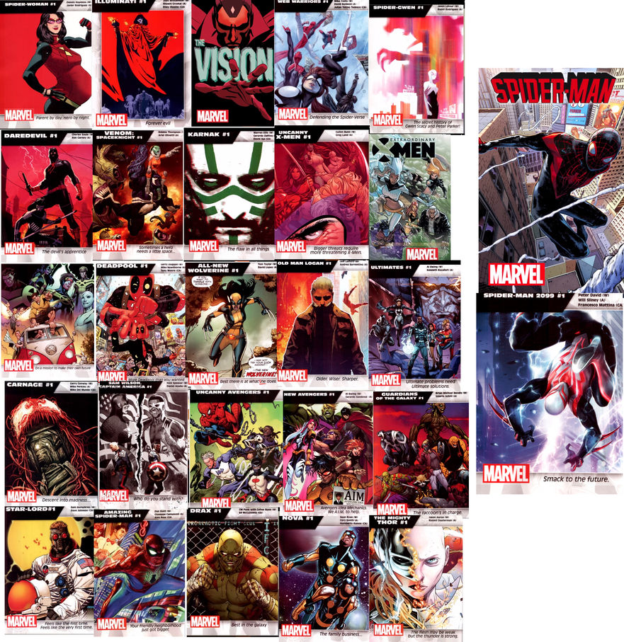 (spoilers!)All New MarvelComic by 100hypersonic