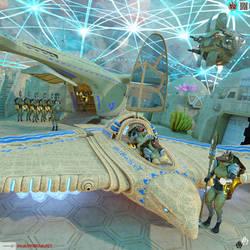 Ail-Yll Advanced Base + Training Facilitymaw3d maw