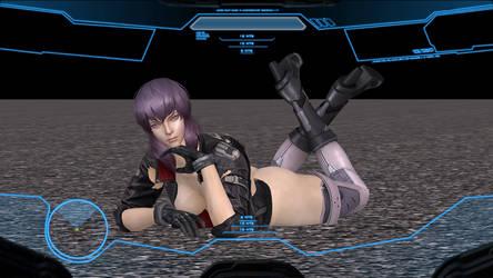 Motoko XNA Lara Test by motoko-chroma