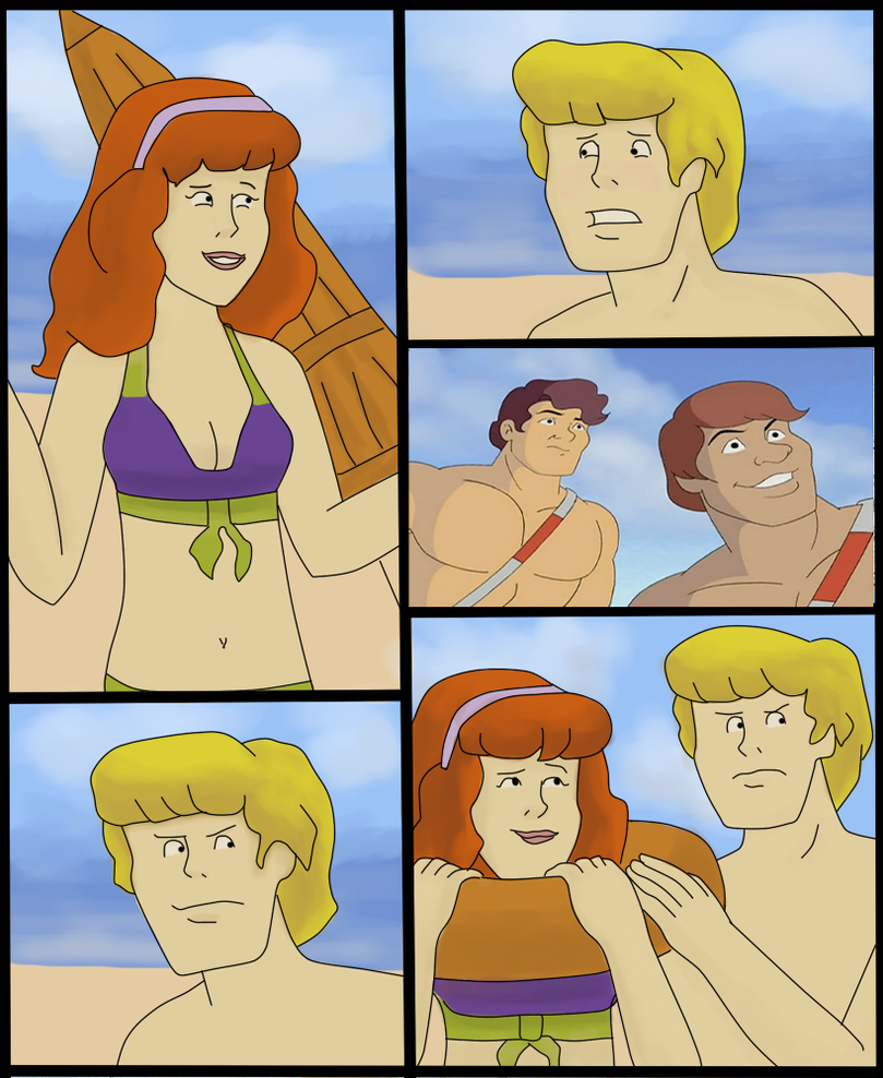 velma and fred relationship
