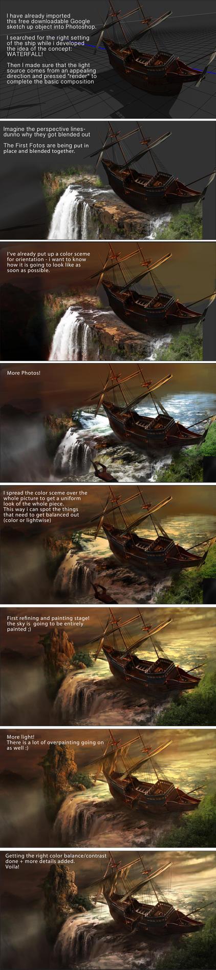 Ship Tutorial by TianaMaros