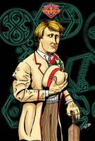 doctor who 5 by MonsterIslandStudios