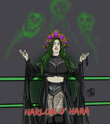 Harlow O Hara by MonsterIslandStudios