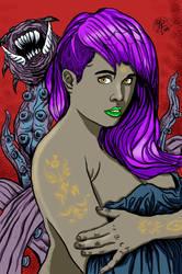 Monster and Dame  by MonsterIslandStudios