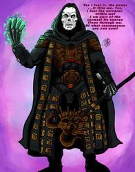 Skeletor  by MonsterIslandStudios