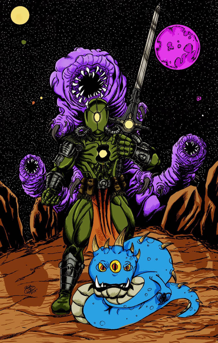 Weird Space  by MonsterIslandStudios