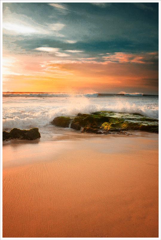 Dream Sunset by kharismaaditya
