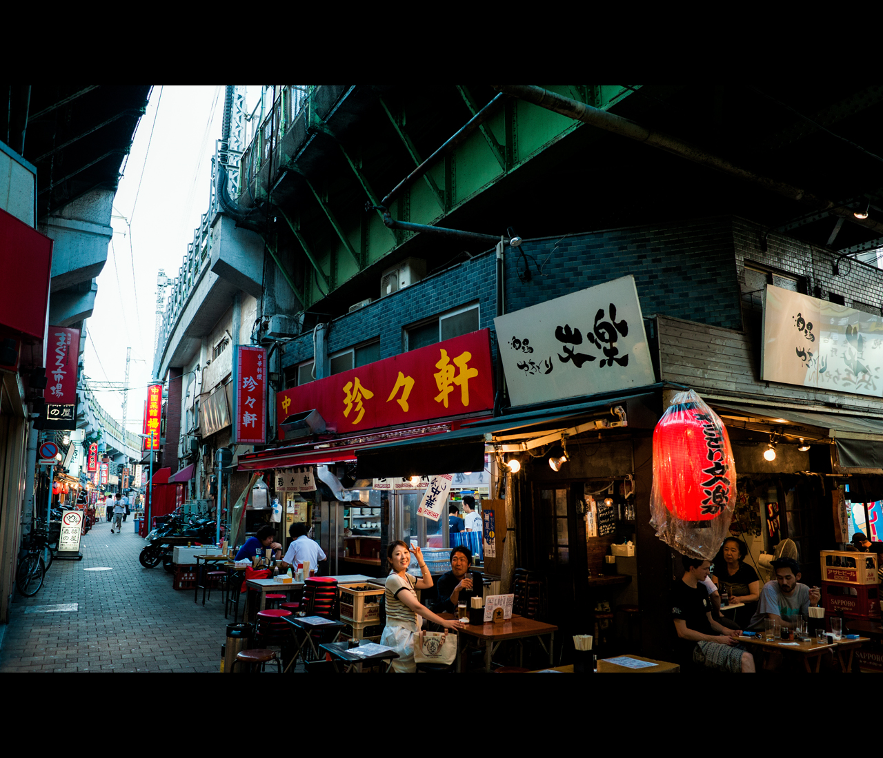 Ueno by burningmonk