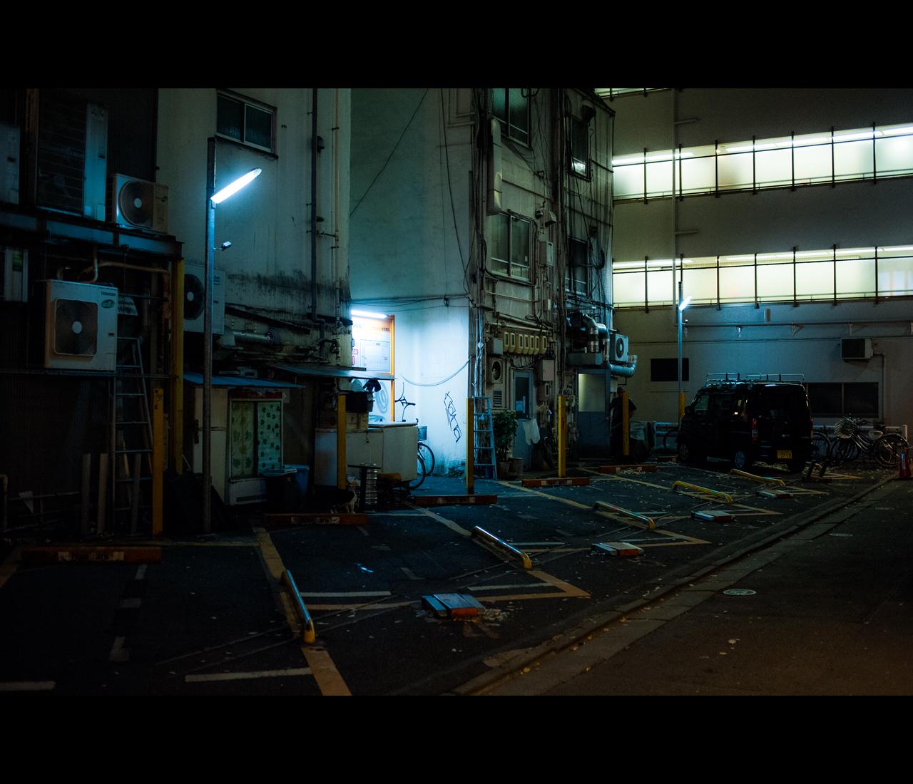 Back Alley by burningmonk