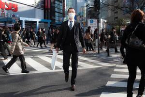 Masked Man by burningmonk