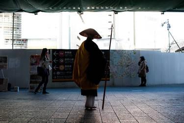 Monk by burningmonk