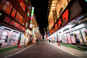 Yodobashi by burningmonk