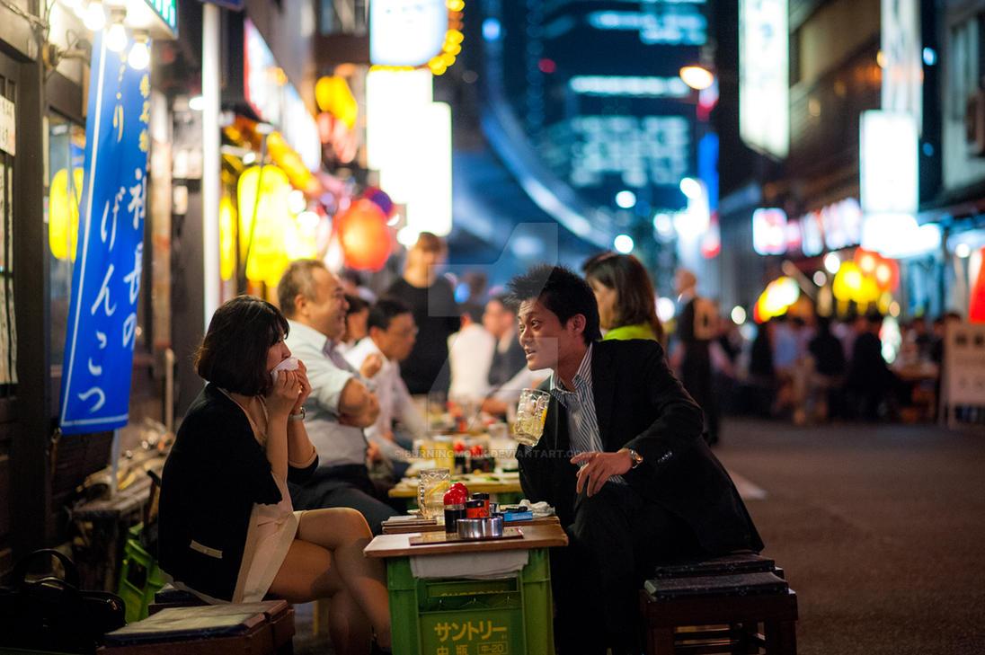 Date Night by burningmonk