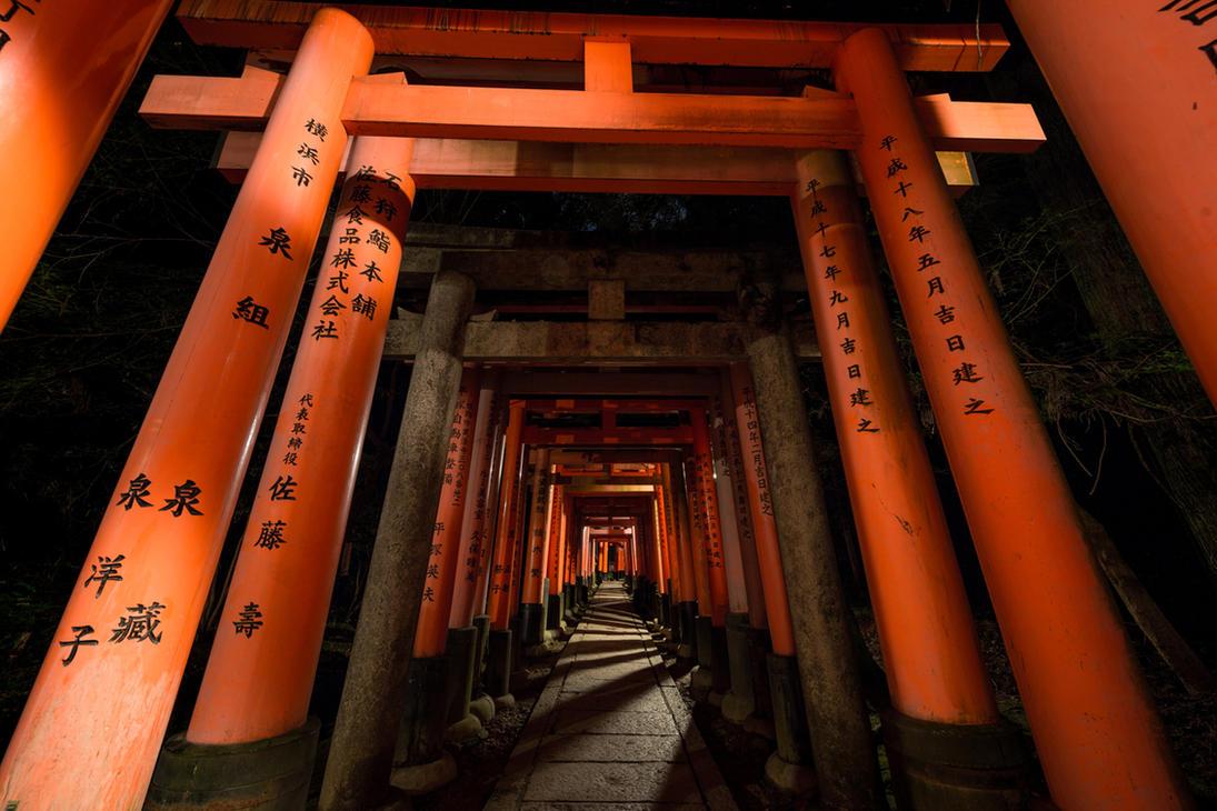 The Gates by burningmonk