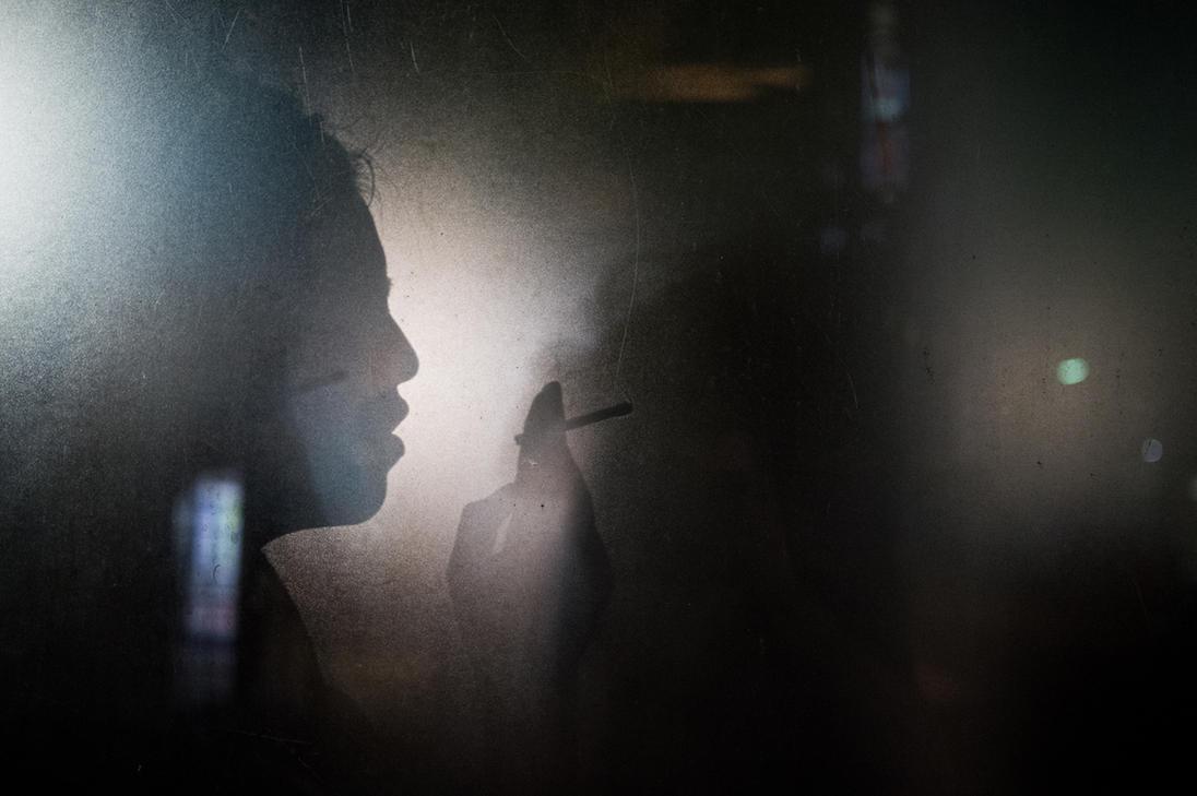 Shadows by burningmonk