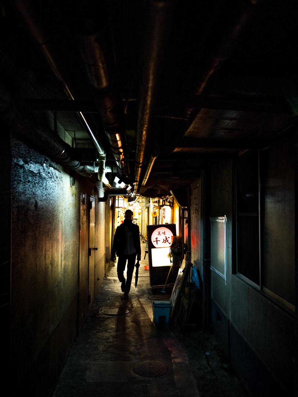 Underground by burningmonk