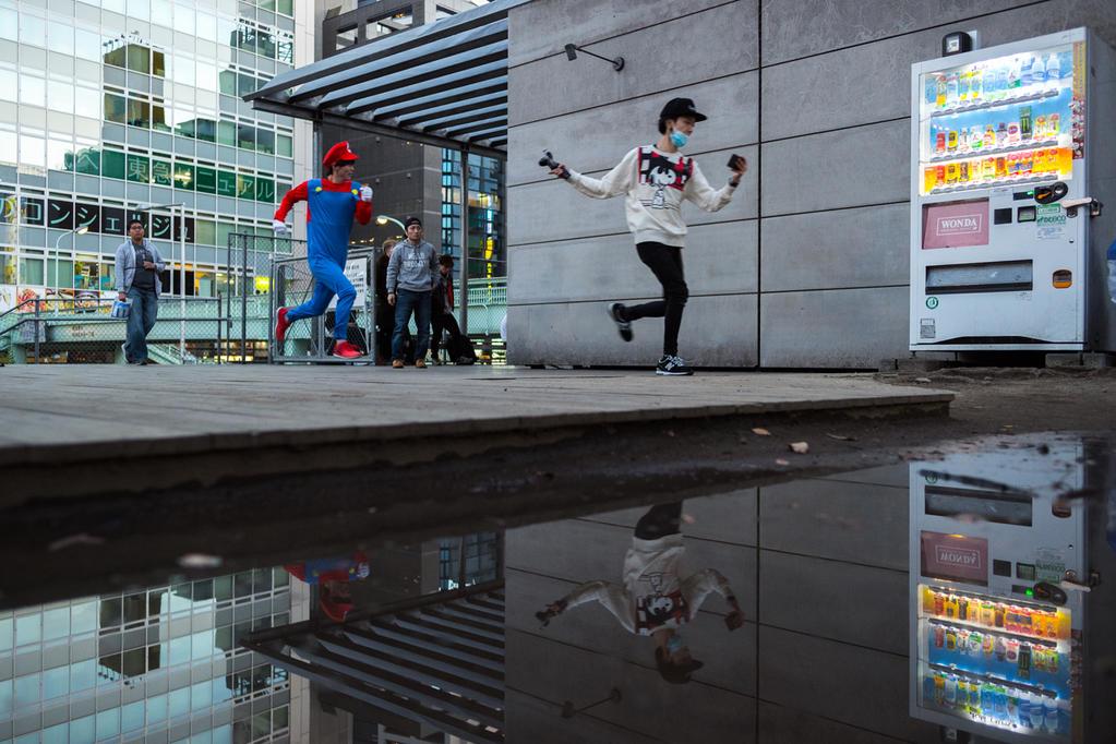 Mario Run by burningmonk