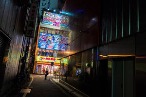 Akiba Glow by burningmonk