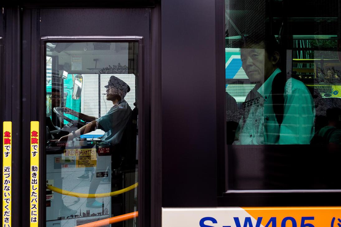 On the Bus by burningmonk